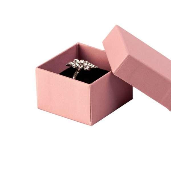 CARLA Ring Jewellery Box - pink