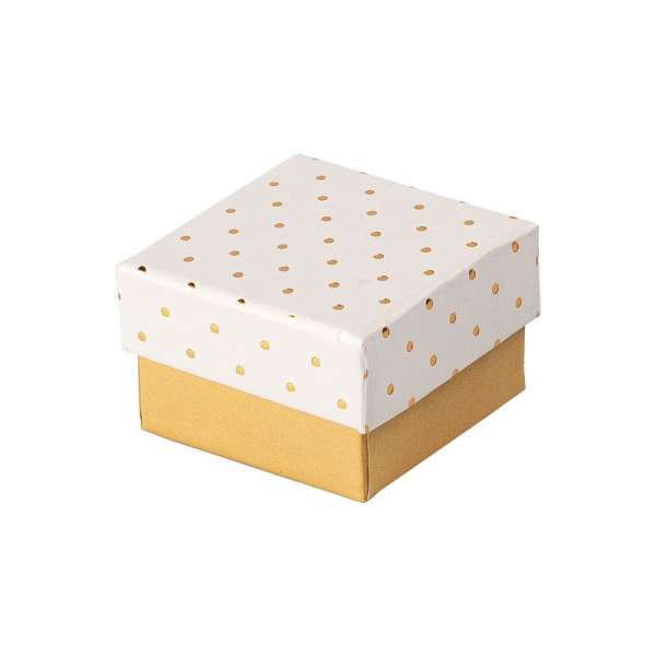 POLA Ring Jewellery Box dots